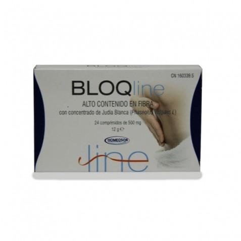 Bloqline 24 Comprimidos Homeosor