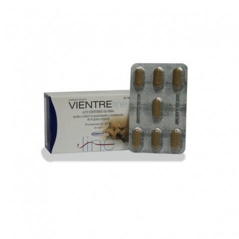 Vientreline 28 Comprimidos Homeosor