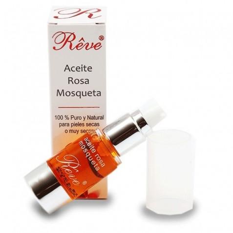 Aceite Puro De Rosa Mosqueta Reve