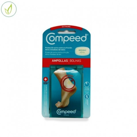 Compeed Apositos Ampollas Medianas 5 Unidades