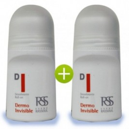 Dermo Rassoul Desodorante Dermo Invisible 2 Uds