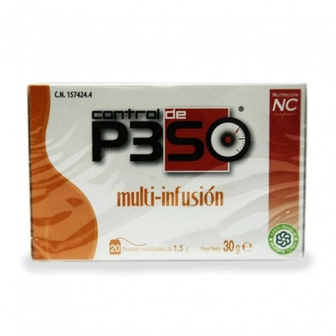 Multi Infusion 20 Bolsitas Nutricion Center