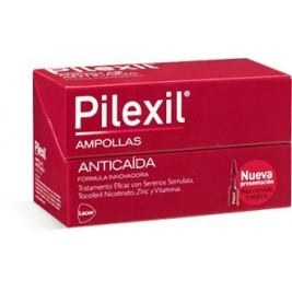 Pilexil Ampollas Anticaida 15 Uni