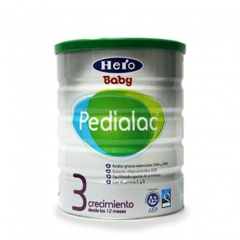 Hero Pedialac 3 Crecimiento 800 Gr