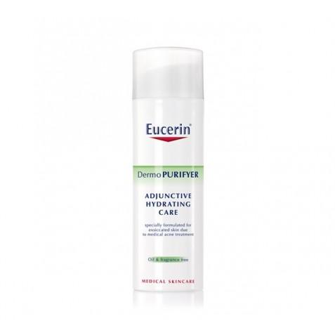 Eucerin Dermopurifyer Cuidado Hidratante Coadyuvante Fps30