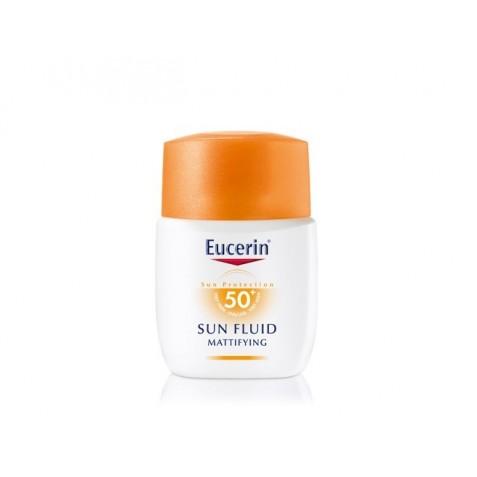 Eucerin Fluido Solar Facial Matificante Fps50