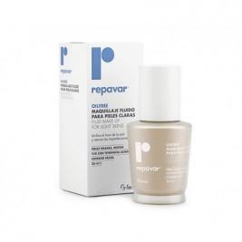 Repavar Oil Free Maquillaje Fluido 35 Ml