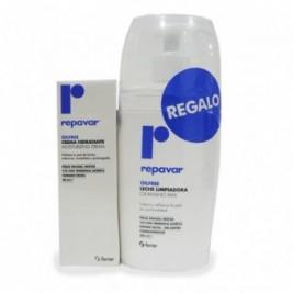 Repavar Oil Free Crema Hidratante 30 Ml + Regalo Leche Limpiadora