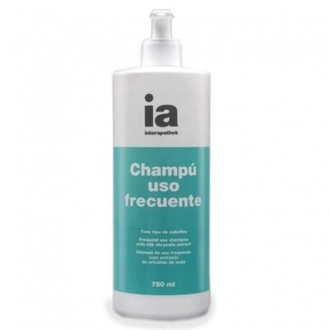 Champu Uso Frecuente Con Extracto De Seda 750 Ml Interapothek