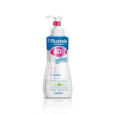Mustela Hydra-Bebe Cuerpo 500 Ml Con Dosificador