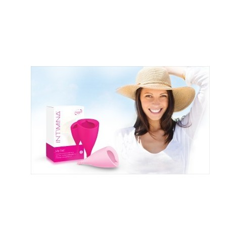 Intimina Copa Menstrual Lily Light Pink T-A