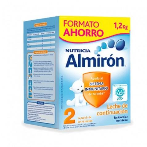 Almiron 2 1200 Gr. Leche De Continuacion