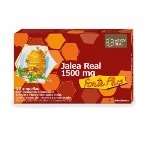 Arko Real Jalea Real 1500 Mg Forte Plus
