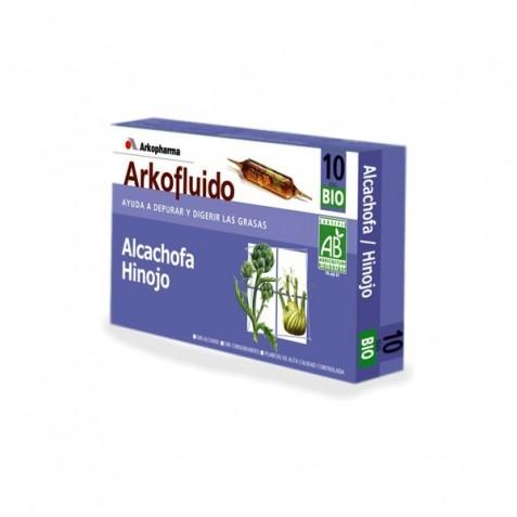 Arkofluido Alcachofa E Hinojo 10 Dias