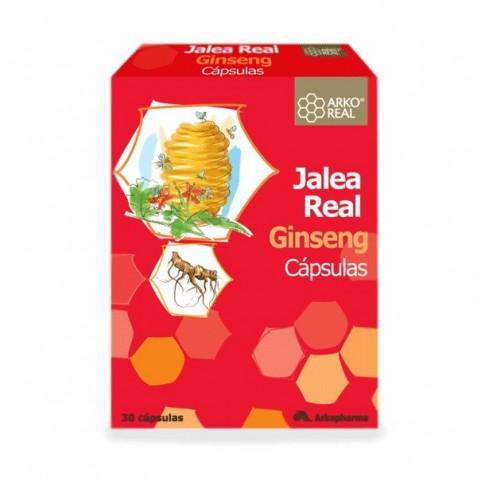 Arko Real Jalea Real Ginseng 30 Capsulas