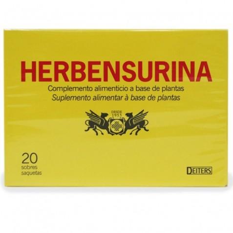 Herbensurina 1,5 G 20 Filtros
