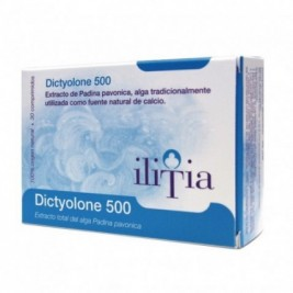Ilitia Dictyolone 500, 30 Caps