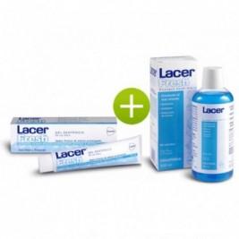 Lacerfresh Gel Dentifrico 75 Ml + Lacerfresh Colutorio 500 Ml