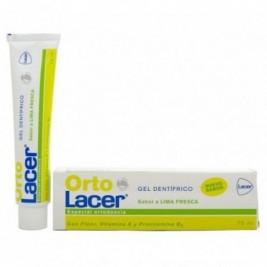 Ortolacer Gel Dentifrico Lima Fresca 75 Ml