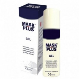 Mask Plus Gel Acne 30 Ml