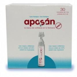 Aposan Suero Fisiologico 30 Monodosis Comprar en la farmacia online de Vistabella