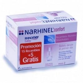 Narhinel Confort Recambios Blandos Desechables