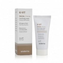 Crema Clarificante K-Vit 30 Ml