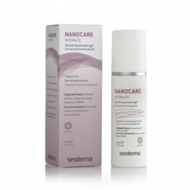 Nanocare Intimate Gel Rejuvenecimiento Genital