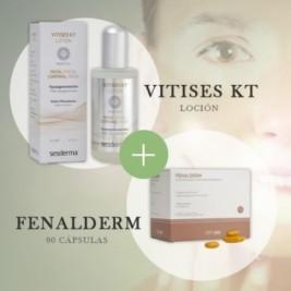 Tratamiento Vitiligo Vitises Kt + Fenalderm