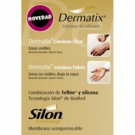 Dermatix Lamina De Silicona Clear 4X13 Cm