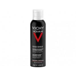 Vichy Homme Espuma Anti-Irritable