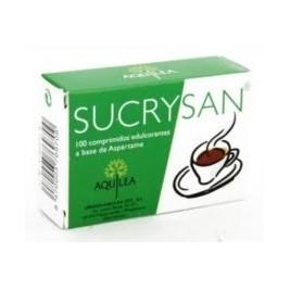 Aquilea Sucrysan Complemento Aspartamo 100 Comprimido