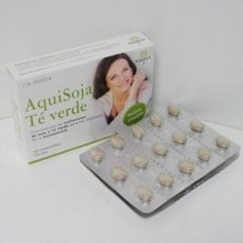 Aquilea Aquisoja Te Verde 30 Comprimidos