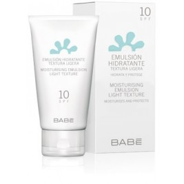 Babe Emulsion Hidratante Fps10 De 50 Ml