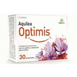 Aquilea Optimis De 30 Capsulas