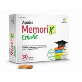 Aquilea Memorix Estudio De 30 Capsulas