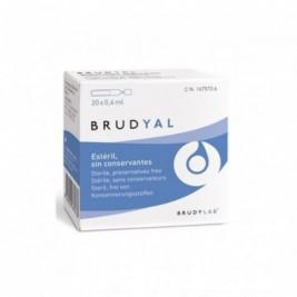Brudy 20 X 0.4 Ml Monodosis