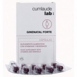Ginenatal Forte De 30 Capsulas