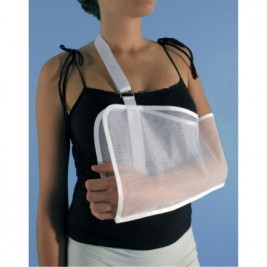 Soporte Antebrazo Bolsa Transpirable Gde Mayor 42 Cm