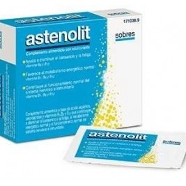 Astenolit 12 Sobres Efervescentes