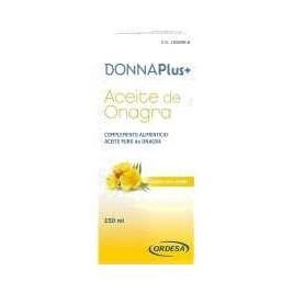 Donna Plus Aceite De Onagra Liquido 150 Ml