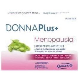 Donna Plus Menopausia 60 Capsulas