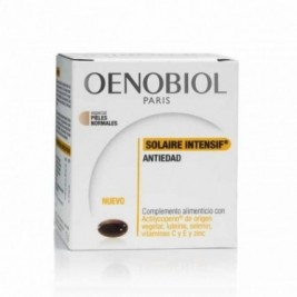 Oenobiol Solar Intensif Antiedad 30 Caps