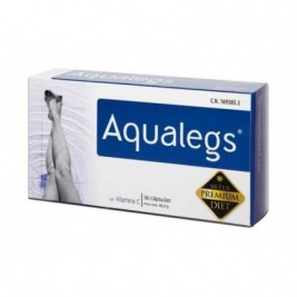 Aqualegs Nutricion Center 30 Capsulas Pack Ahorro 2 Uds