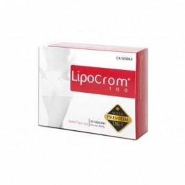 Lipocrom 100 20 Capsulas + Aqualegs 30 Capsulas Nutricion Center