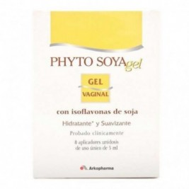 Phyto Soya Gel Vaginal 8 X 5 Ml