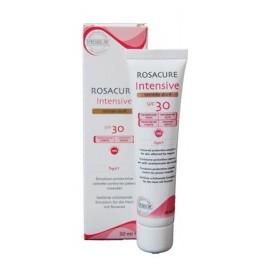 Rosacure Intensive Cream Crema Color Brown Spf30 30 Ml