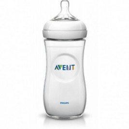 Philips Avent Biberon Natural 330Ml/11Oz Pack Individual Transp