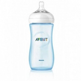 Philips Avent Biberon Natural 330Ml/11Oz Pack Individual Azul