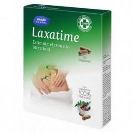 Mayla Pharma Laxatime Plus 30 Caps.